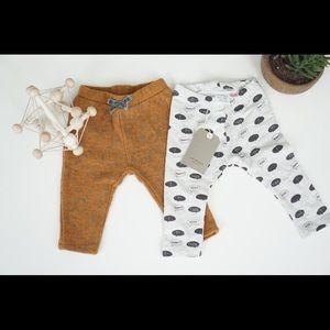 Zara Baby Girl Leggings/Joggers Bundle